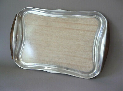 Picquot Ware Tablett 1. Edition. Made in England.  Selten !