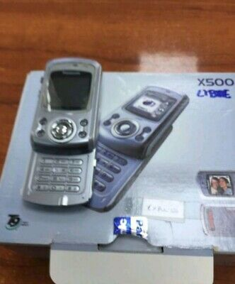 Móvil / Panasonic x500 NEW. Never used for collectors! Unlocked