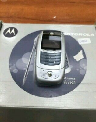 Móvil / Motorola A780 NEW. Never used for collectors! Unlocked