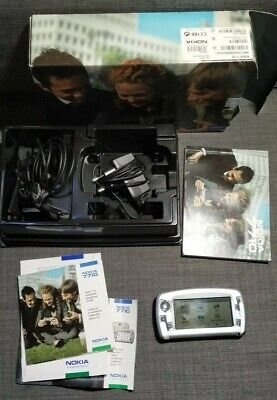 Móvil / Mobile Nokia 7710 Perfect conditions and all accesories!! NEW!