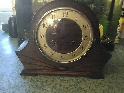 Vintage Mantle Clock - **Spares &  Repairs**