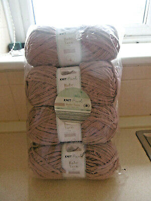 Missionary Auction Brand New Pack 400g Chunky Yarn Colour..Chestnut