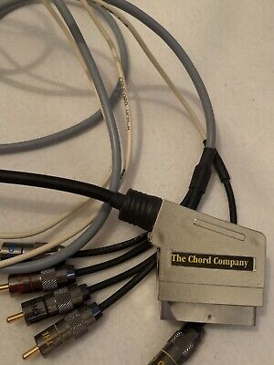 Adpted Chord Cable - With BBC Canford Wiring