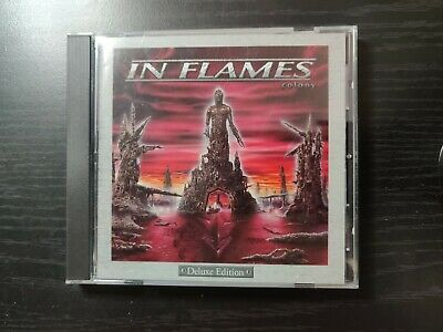 Colony by In Flames (CD, Jun-1999, Nuclear Blast) Deluxe Edition