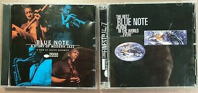 Blue Note Jazz Compilation [Lot of 2 items : 4CD] Very Good