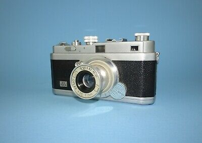 Foca ** PF2B rangefinder camera in excellent condition with full CLA service