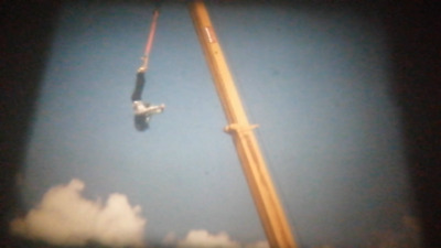 200Ft Super 8 Cine Film. 1970's UK Gt Yarmouth, Air Show, Escape Artist (RK33)
