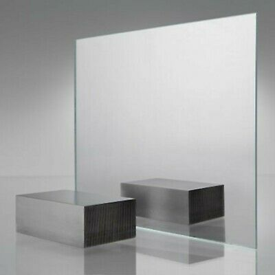 MIRROR Acrylic Perspex Sheet Custom Cut To any Size or Shape Plastic all colours