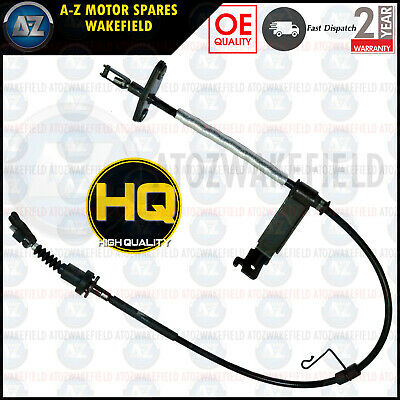 BORG /& BECK CLUTCH CABLE FOR HYUNDAI i10 Hatchback Petrol 1.2 63KW