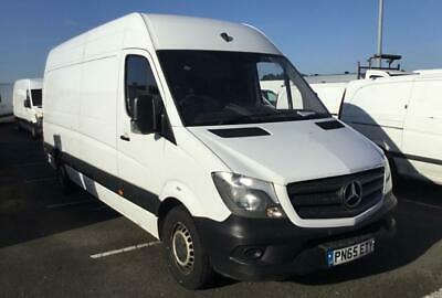 MERCEDES SPRINTER 308 311 313 316 CDI MWB with KAT Silencer Exhaust System A24B