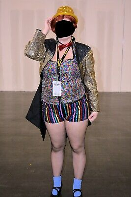 Rocky Horror Picture Show Columbia Costume Cosplay Custom Made