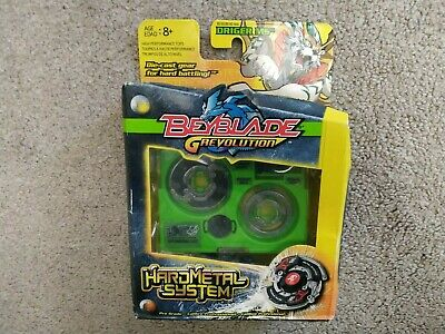 Beyblade HASBRO OLD GENERATION Electronic Dragoon G READ DESCRIPTION