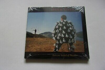 PINK FLOYD - DELICATE SOUND OF THUNDER ; 2-CD ; 2016 edition ; New & Sealed