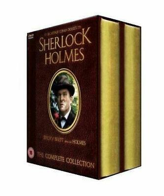 Sherlock Holmes The Complete Collection (16-Disc Set)