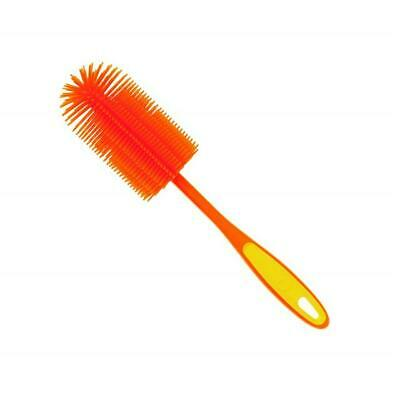Kochblume Washing up Brush 28cm Orange