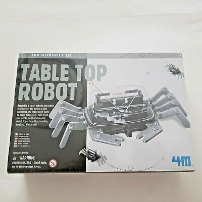 Robotics Kit Table Top Science Experiments Learning Engineering Gift Tool Kids