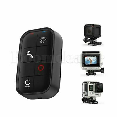 For GoPro HERO 5 4 3+ Session WIFI Remote Controller+ Charging Cable + Wristband