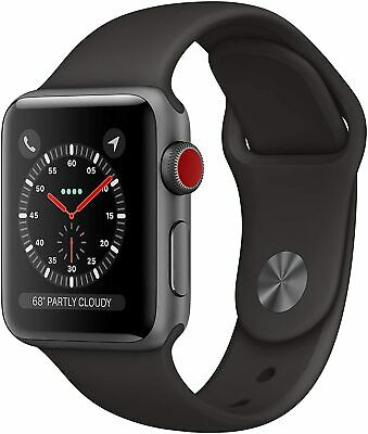 Apple Watch Series 3 - 42MM - Silver Gold Space Gray - GPS GPS+Cellular