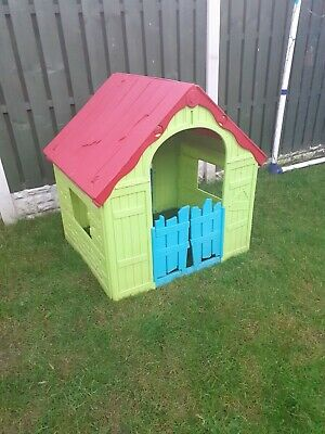 Chad Valley 70 x 74cm Indoor /& Outdoor Foldable Wendy House Tent