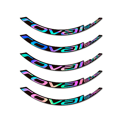 Roval Traverse 29er Control SL Replacement Wheel Rim Stickers Decals Graphics