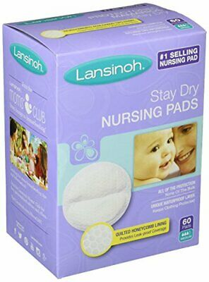 Lansinoh Laboratories 20265 Disposable Nursing Pads 2 count