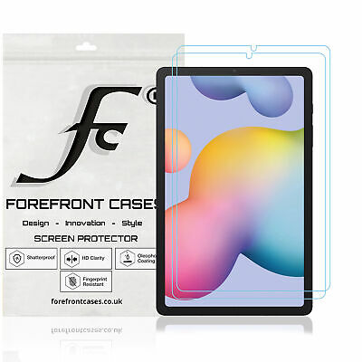 Samsung Galaxy Tab S6 Lite Screen Protector Ultra-Thin Cover HD Clear X 2