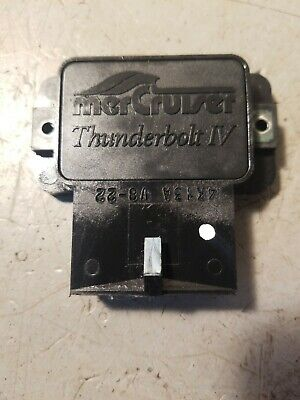 mercruiser thunderbolt iv ignition module V8-22