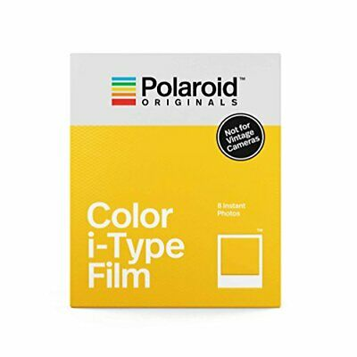 Polaroid Originals 4668 Color Glossy Instant Film for i-Type Cameras OneStep2