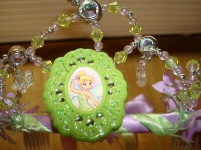 Disney Store TINKERBELL TIARA CROWN used. Great condition.