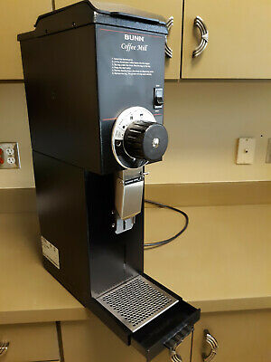 SALE! SANITIZED!!! Bunn G3 HD Commercial 3 lb Coffee Grinder READY TO USE! #3495