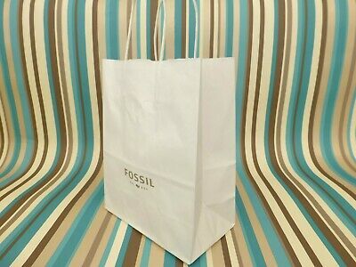 Hard paper gift bag new Lacoste 29x22cm X-Sml white shoppers carrier bags NO tag