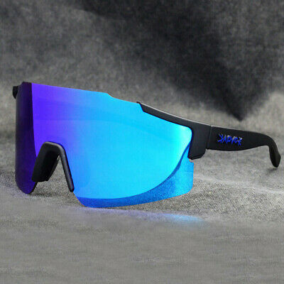 Newest KAPVOE Mountain Bike TR90 Sunglasses Myopia Day And Night  Sports Glasses