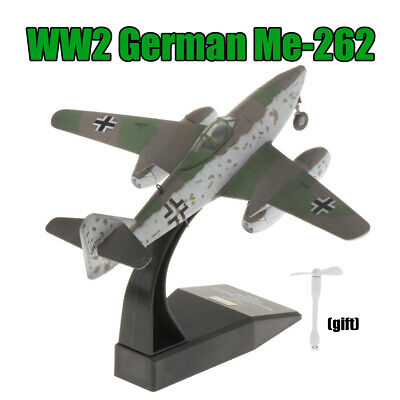 Easy Model Painted Built 1:72 Scale Luftwaffe German Fighter Aircraft of WW2