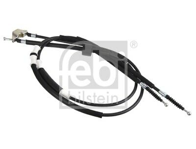 Brake Cable fits VAUXHALL MERIVA A 1.7D Front 03 to 10 Hand Brake QH 574108 New