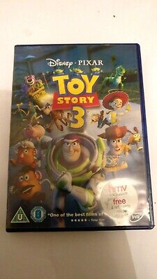 Disney Toy Story 3 DVD (2010) DVD