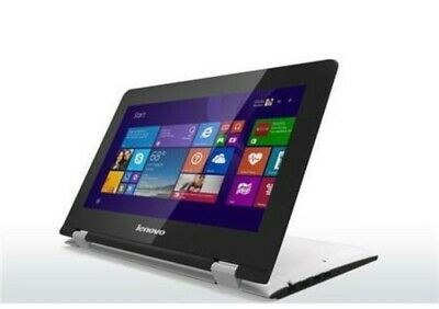 Lenovo Yoga 300 Laptop tablet 2.16GHz 32gb 2gb ram Webcam win 8 convertible
