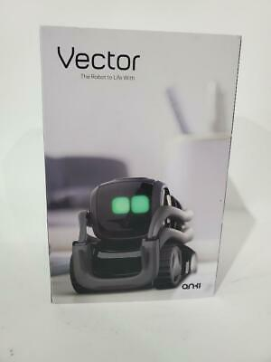Vector Robot by Anki, A Home Robot Who Hangs Out and Helps Out -ob