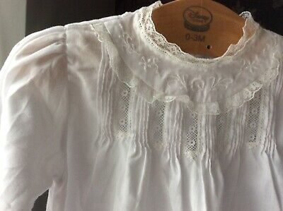 Vintage Mothercare Christening Gown