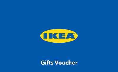 IKEA GIFT CARD - Value £420 INSTANT DELIVERY BY EMAIL