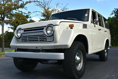 1969 Toyota FJ-55 Inline 6 3 Speed Manual Iconic 1969 Toyota FJ-55 3.9L Inline 6 3 Speed Manual simply sweet very rare Wow