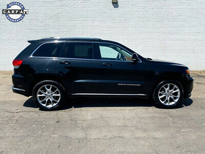 2015 Jeep Grand Cherokee Summit 2015 Jeep Grand Cherokee Summit SUV Used 3.6L V6 24V Automatic RWD