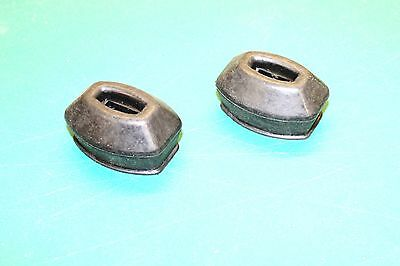 PAIR OF HANDBRAKE LEVER DUST BOOTS FOR THE TRIUMPH TR7 /& TR8