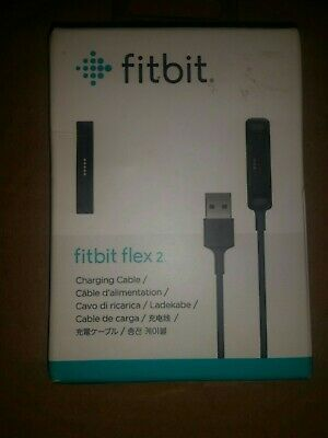 Details about  /2 Fitbit Flex 2 Charging Cable Authentic Sealed in Box