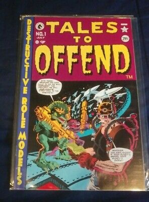 Tales to Offend #1 VF 1997 Stock Image