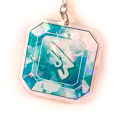 MCH Machinist Holographic Charm 2.5in Final Fantasy XIV FFXIV FF14 NEW