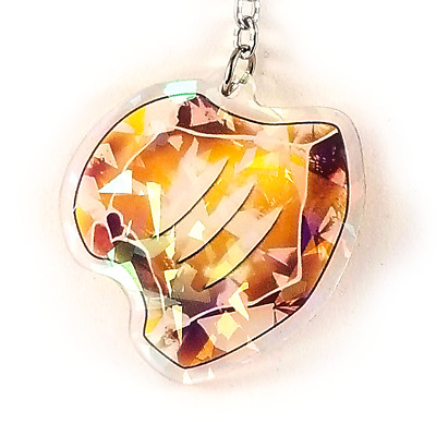 MNK Monk Holographic Charm 2.5in Final Fantasy XIV FFXIV FF14 NEW
