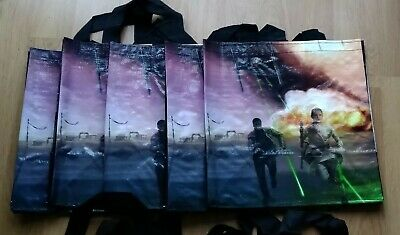 A New Hope Tesco Shopping Bag SC210004 VG New Unused Star Wars Episode Four