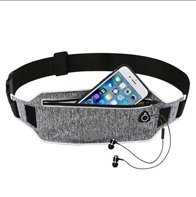 New Fashion personality Outdoor Running Waist Bag Waterproof Mobile Phone Holder