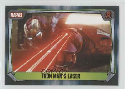 2017 Topps Marvel Missions Trading Cards Foil Card Selection