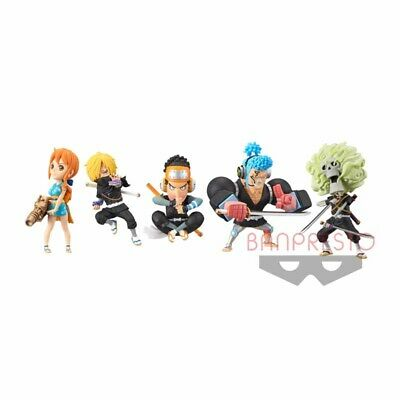 Banpresto One Piece World Collectable figure Wa no kuni vol.4 WCF Japan F//S